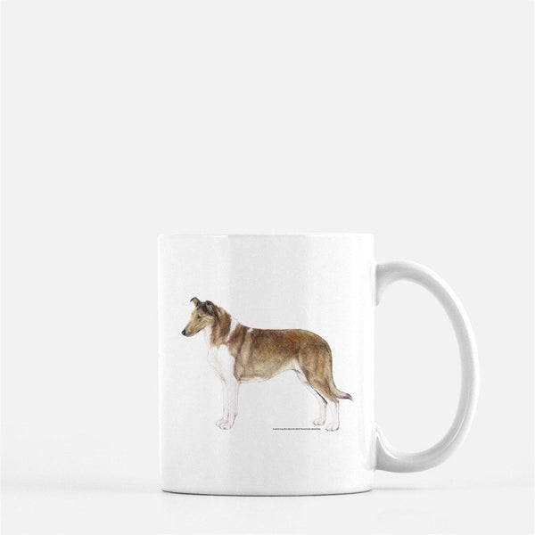 Smooth Collie Coffee Mug