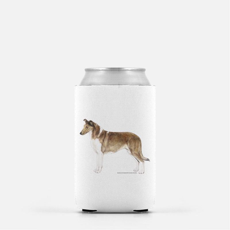 Smooth Collie Koozie