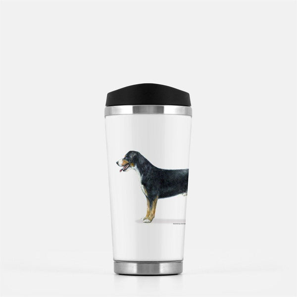 Entlebucher Mountain Dog Travel Mug