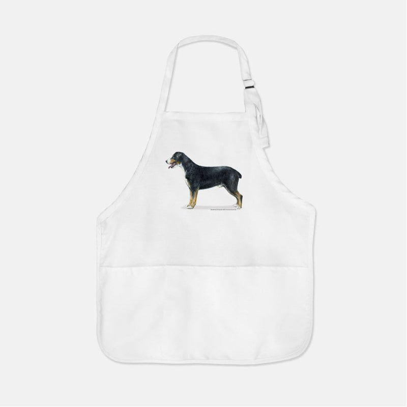 Entlebucher Mountain Dog Apron
