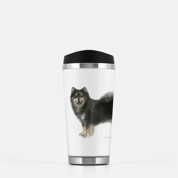 Finnish Lapphund Travel Mug