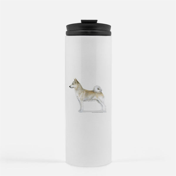 Norwegian Buhund Thermal Tumbler