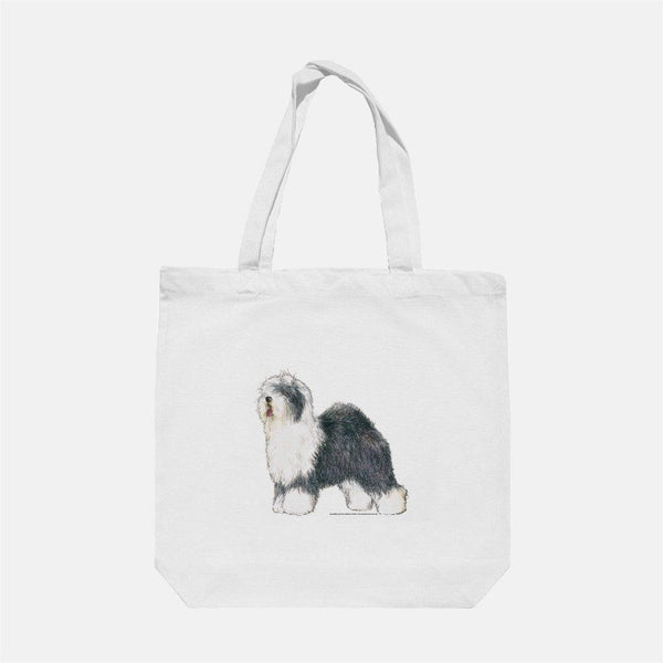 Old English Sheepdog Tote Bag