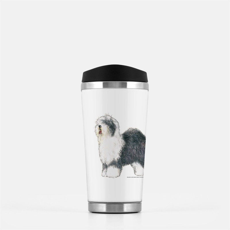 Old English Sheepdog Travel Mug