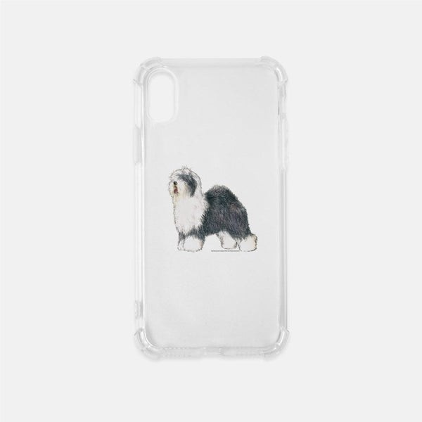 Old English Sheepdog Phone Case