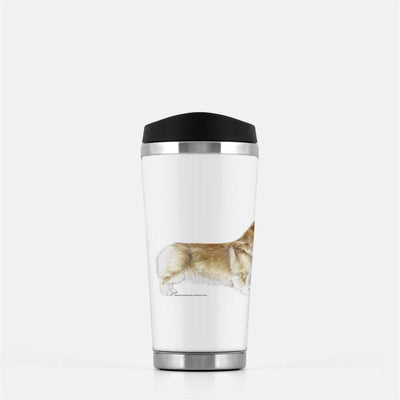 Pembroke Welsh Corgi Travel Mug