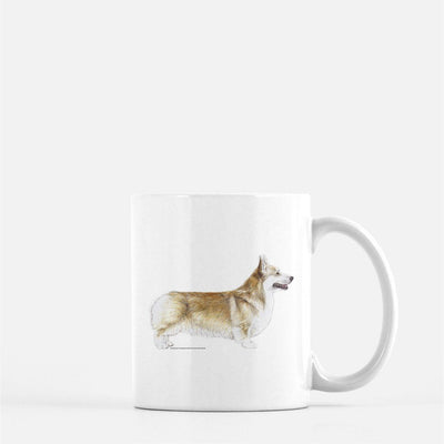 Pembroke Welsh Corgi Coffee Mug