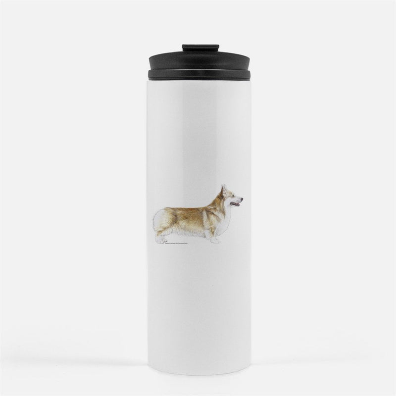 Pembroke Welsh Corgi Thermal Tumbler