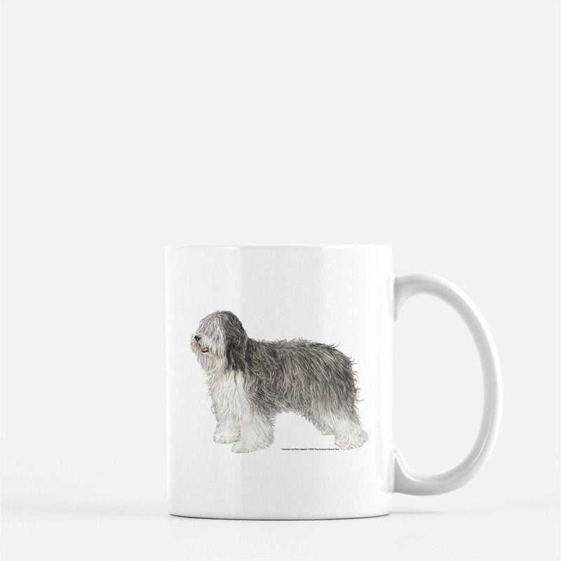 Polish Lowland Sheepdog Coffee Mug
