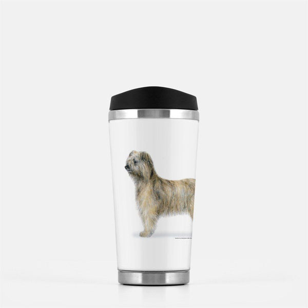 Rough Face Pyrenean Shepherd Travel Mug