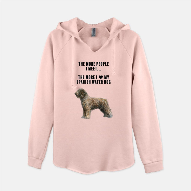 Spanish Water Dog Love Women's Sweatshirt
