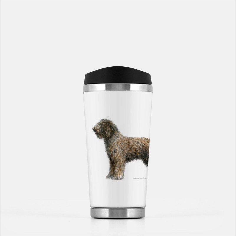Spanish Water Dog Travel Mug