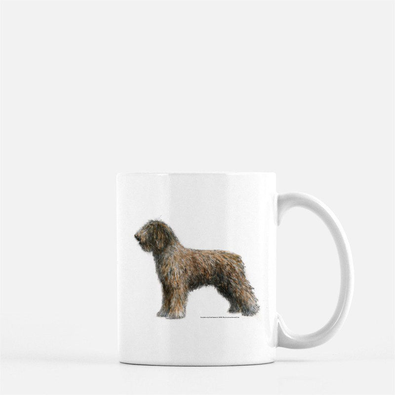Spanish Water Dog Coffee Mug