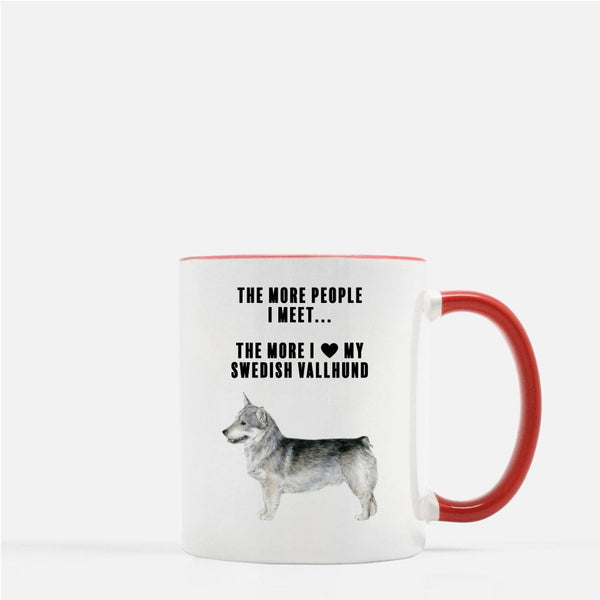 Swedish Vallhund Love Coffee Mug
