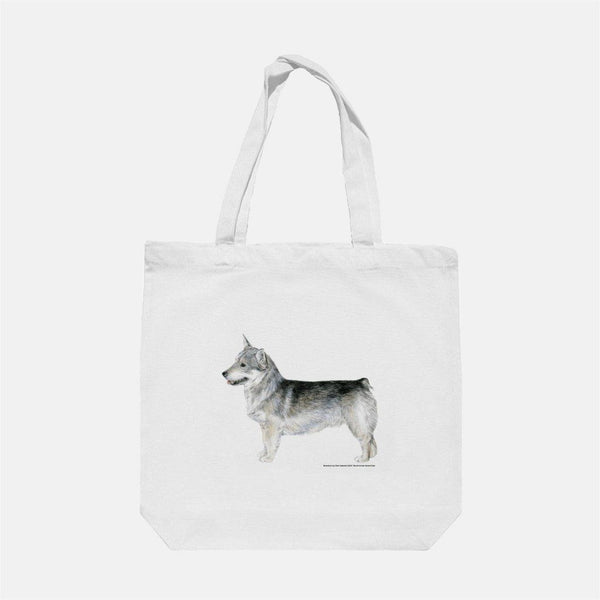Swedish Vallhund Tote Bag