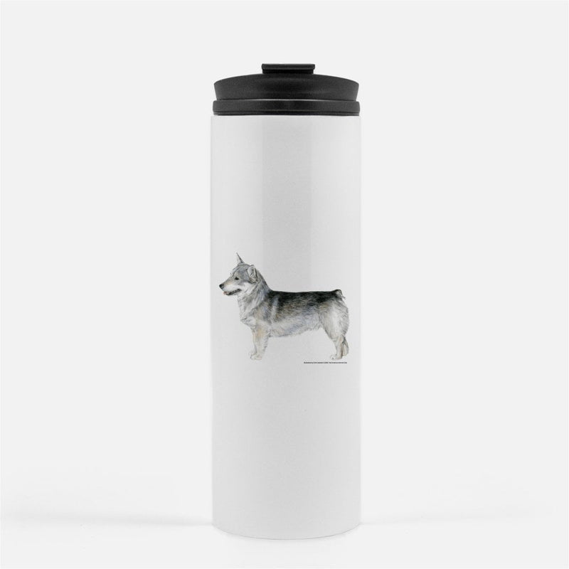 Swedish Vallhund Thermal Tumbler