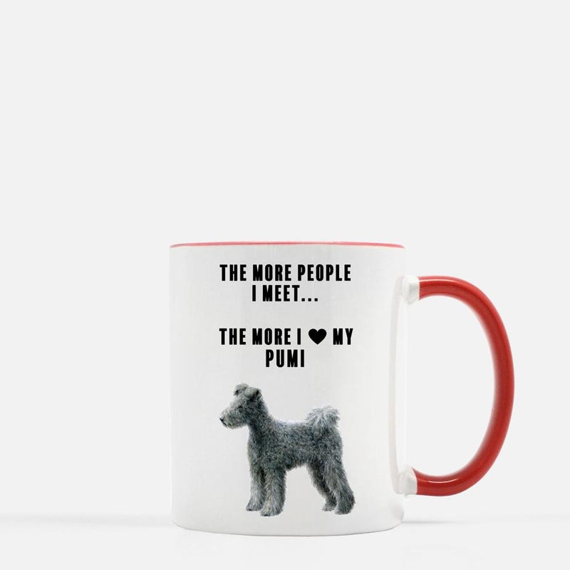 Pumi Love Coffee Mug