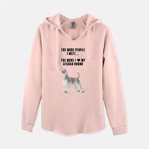 Afghan Hound Love Women's Sweatshirt