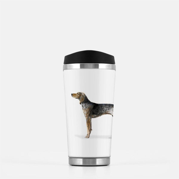 American English Coonhound Travel Mug