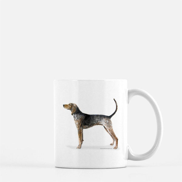 American English Coonhound Coffee Mug