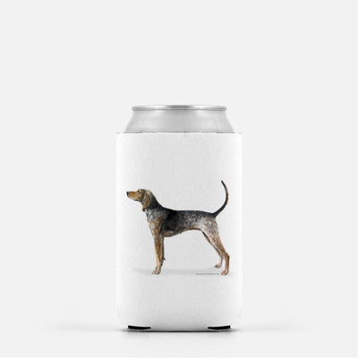 American English Coonhound Koozie