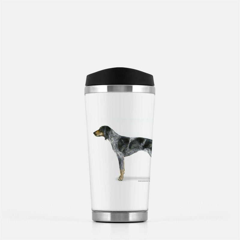Bluetick Coonhound Travel Mug