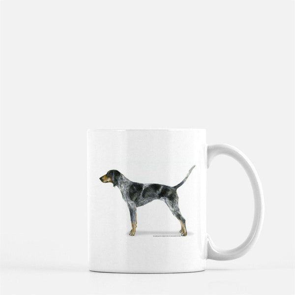 Bluetick Coonhound Coffee Mug