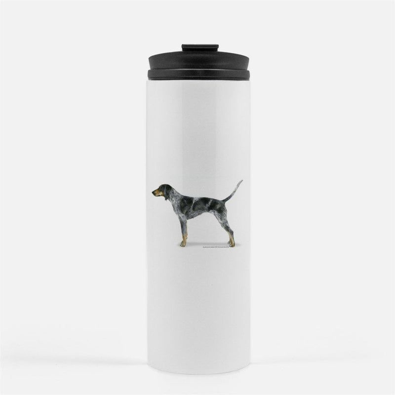 Bluetick Coonhound Thermal Tumbler