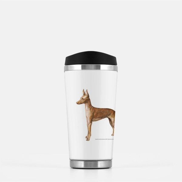 Cirneco dell'Etna Travel Mug