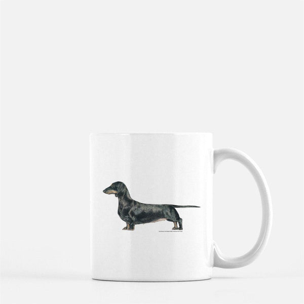 Smooth Dachshund Coffee Mug