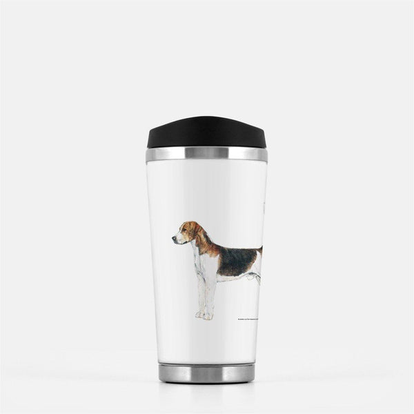 English Foxhound Travel Mug