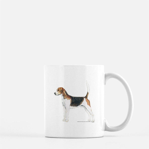 English Foxhound Coffee Mug