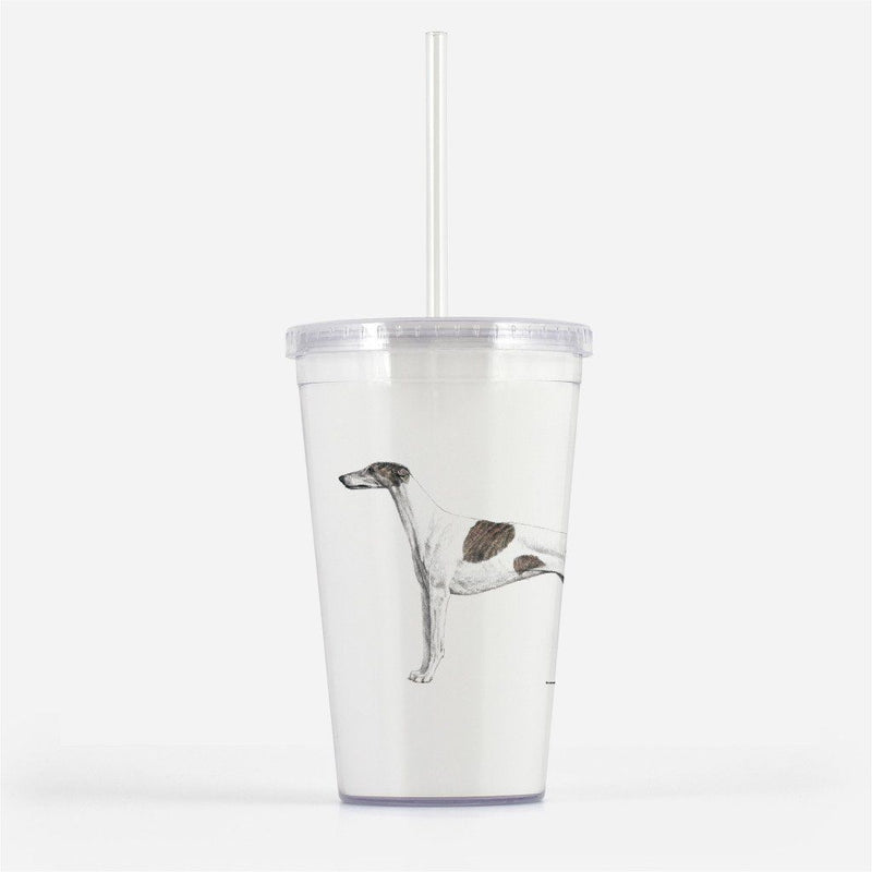 Greyhound Beverage Tumbler