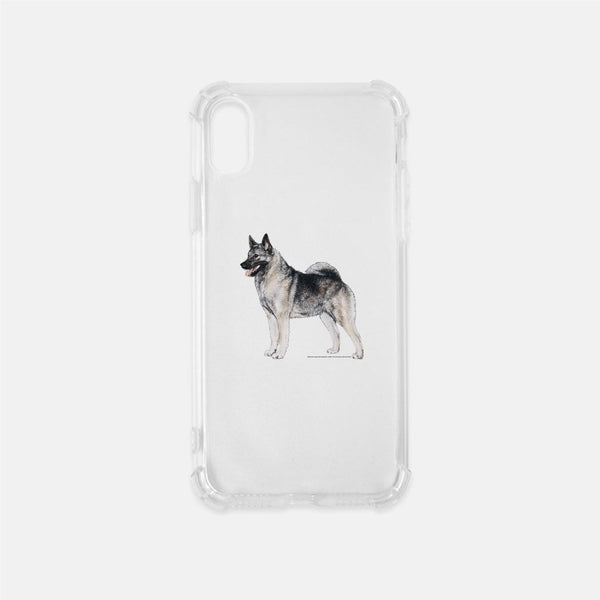 Norwegian Elkhound Phone Case