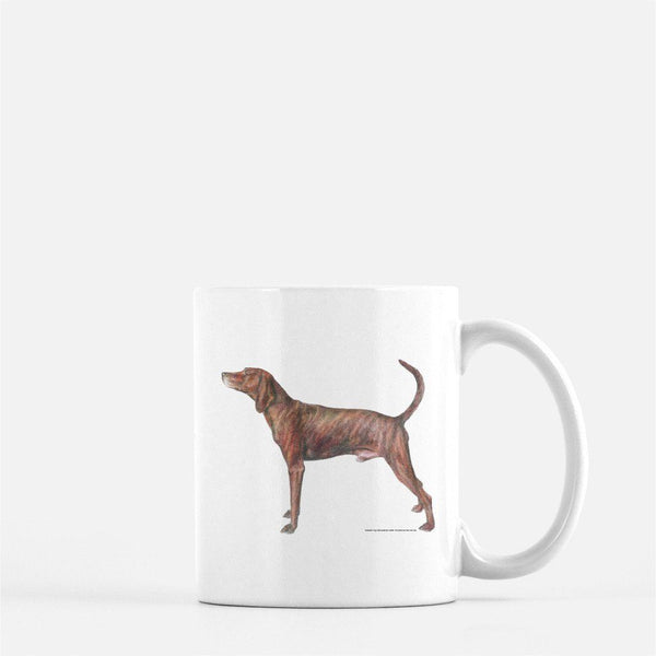 Plotthound Coffee Mug