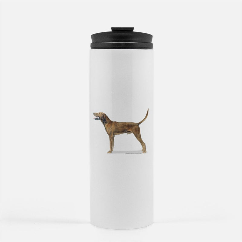 Redbone Coonhound Thermal Tumbler