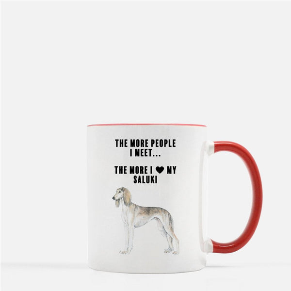 Saluki Love Coffee Mug