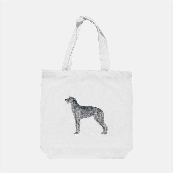Scottish Deerhound Tote Bag