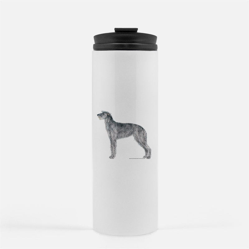 Scottish Deerhound Thermal Tumbler