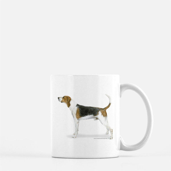 Treeing Walker Coonhound Coffee Mug
