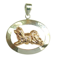 Havanese Sterling & 14k Gold Jewelry