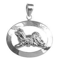 Havanese Oval Jewelry