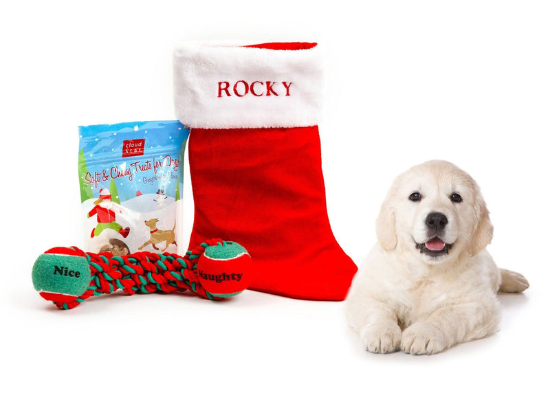 "Christmas Gift Pack - ""More Joy, Less Bark"""