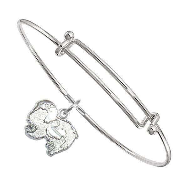 Japanese Chin Bangle Bracelet