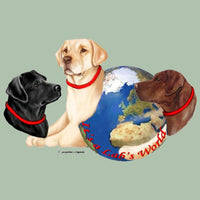 Labrador Retriever's World Box