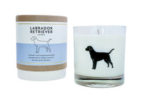 Labrador Retriever Candle
