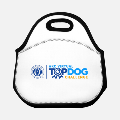AKC Virtual Top Dog Challenge Lunch Tote