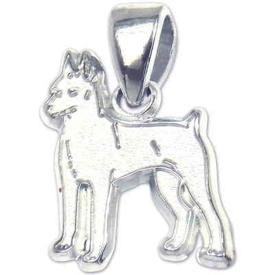 Miniature Pinscher Charm Jewelry