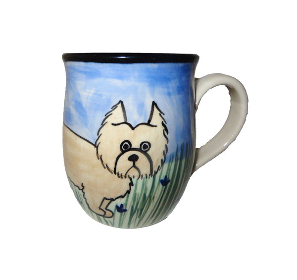 Norwich Terrier Ceramic Mug