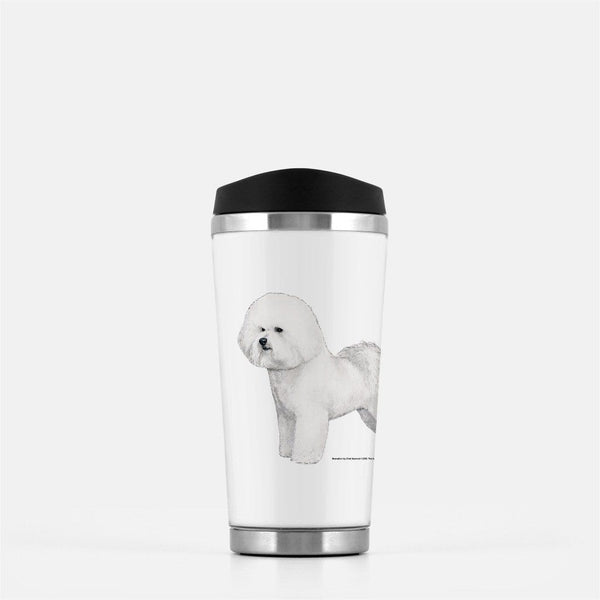 Bichon Frise Travel Mug